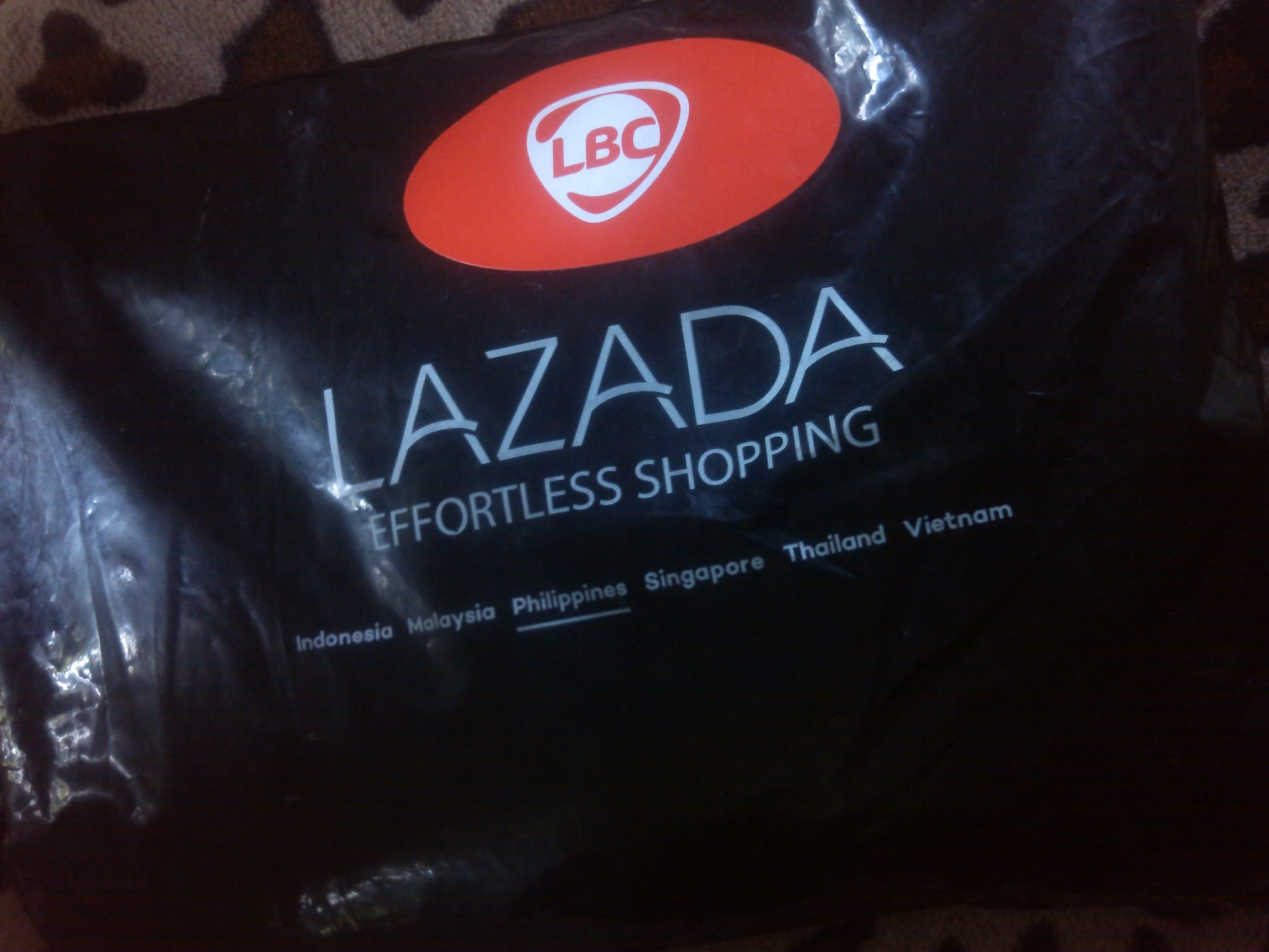 Buying International Items from Lazada PH: The Experience