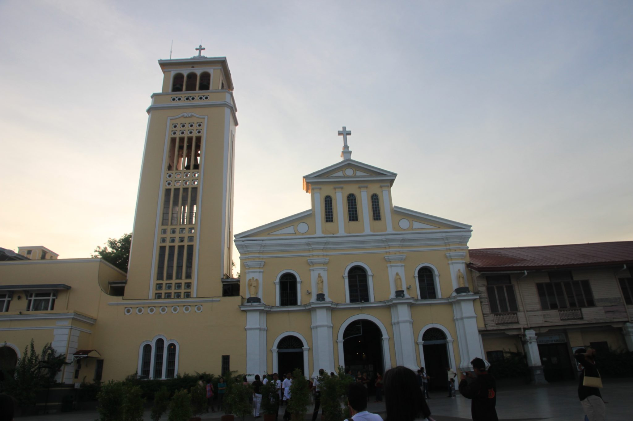 Visiting Our Lady of Manaoag Minor Basilica