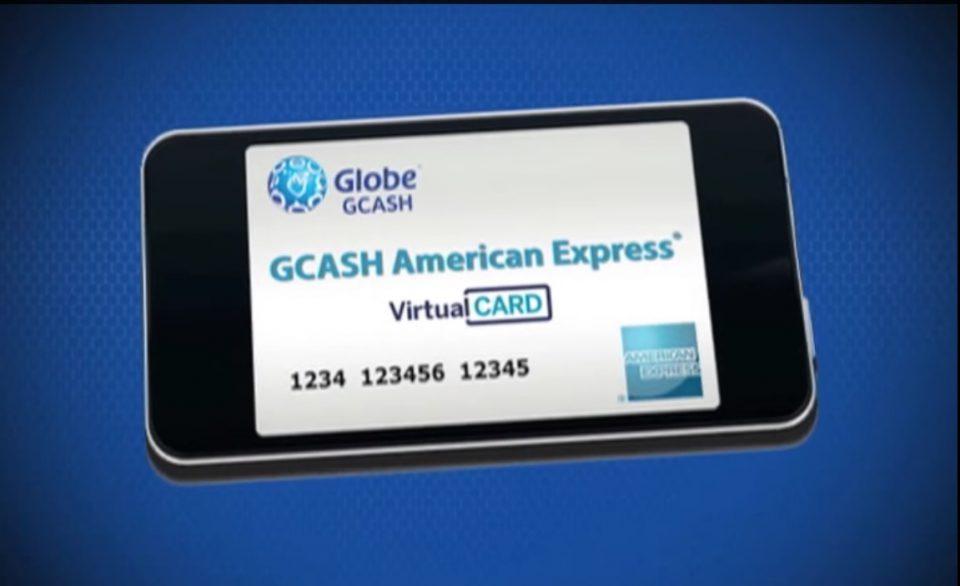 Globe GCash AMEX