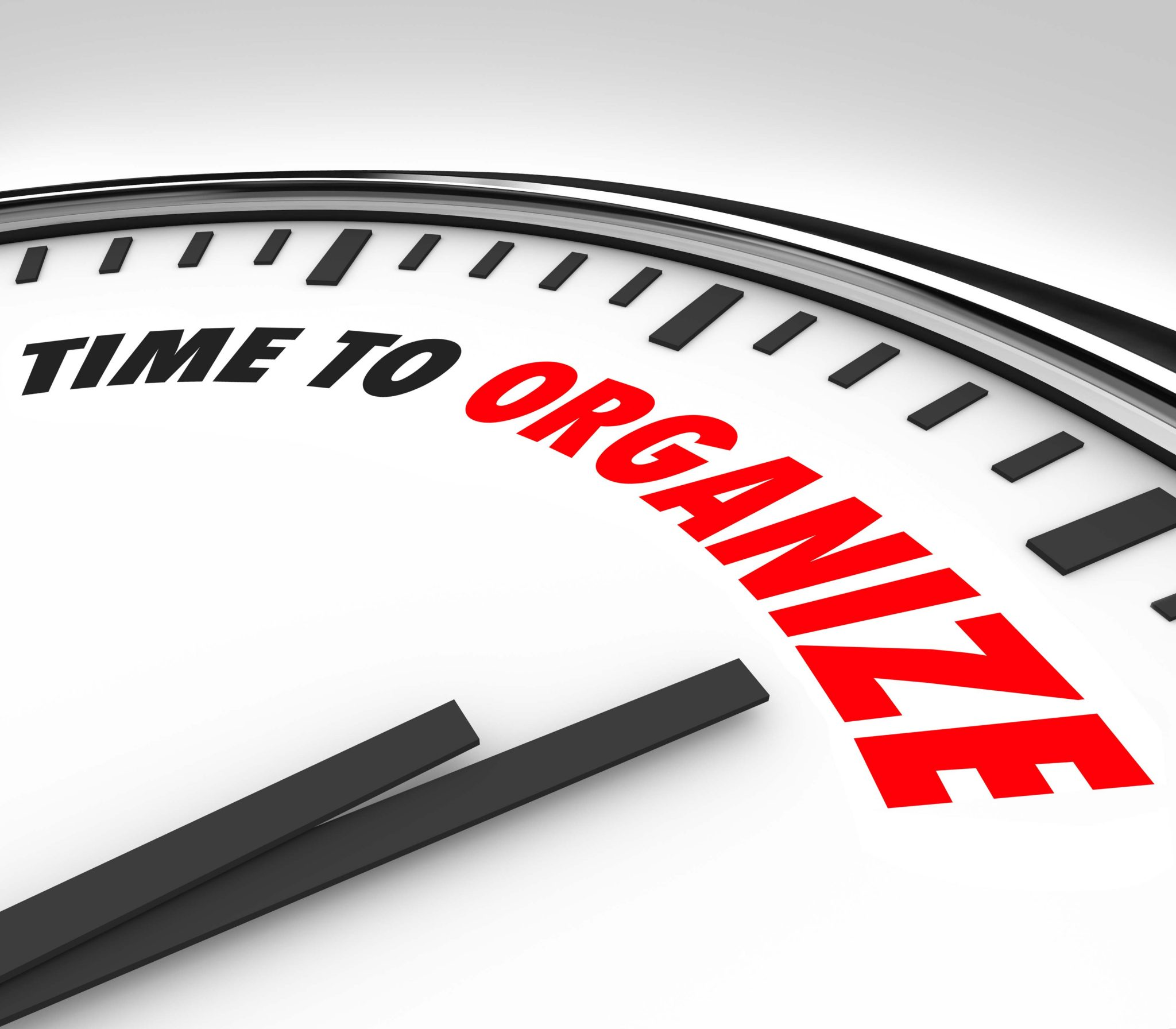 Organizing Blog Categories