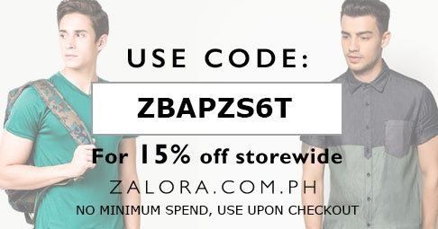Zalora ph shopping review a first time buyer experience zalora stopboris Images