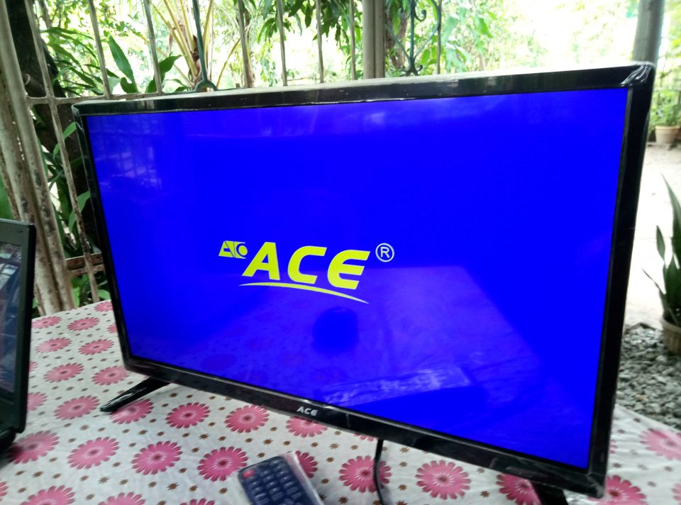 Ace Led 802 24 Inch Tv Unboxing And Review