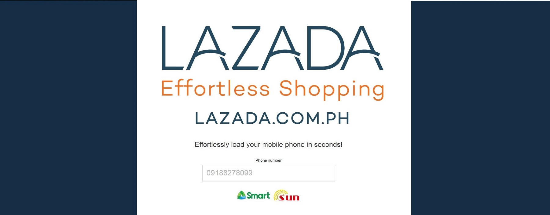 How to Buy Smart, Sun and TNT Load from Lazada Philippines
